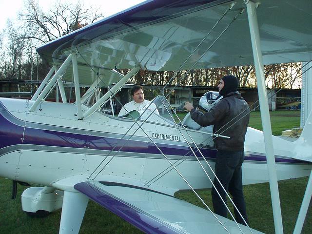 climb mountain fly open plane